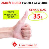 zakladanie firmy w niemczech Carebiuro