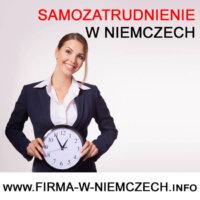 Praca w Niemczech z wlasna dzialalnoscia